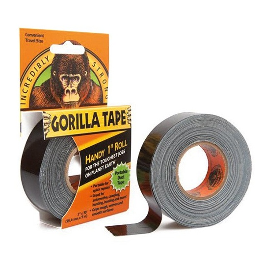 Nastro Sigillante Gorilla Tape 25mm