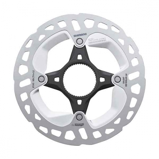 Disco Freno Shimano XT MT800 Ice-Tech Freeza 160mm Center Lock