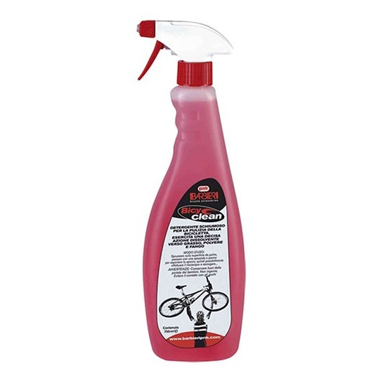 Detergente Spray Per Pulizia Bicicletta Barbieri 750ml