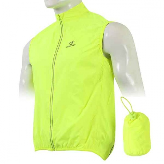 Gilet Antivento Ciclismo Light Deko