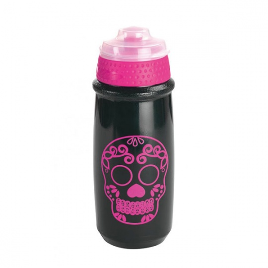 Borraccia Skull Viola 550 Ml