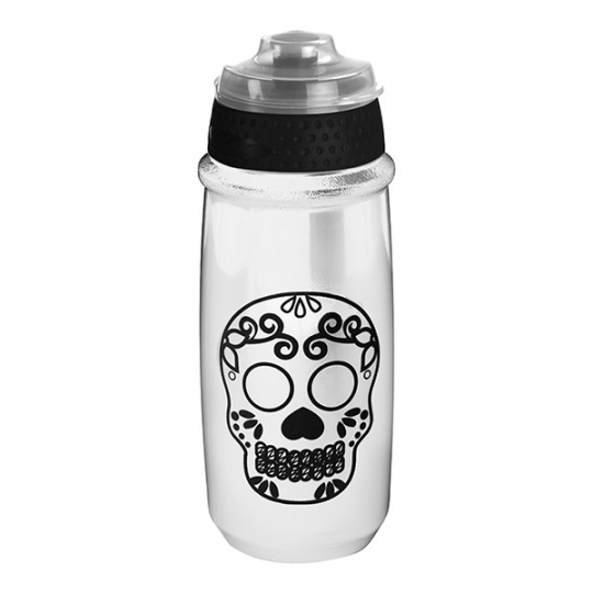 Borraccia Skull Bianca 550 Ml