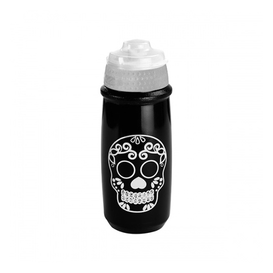 Borraccia Skull Nera 550 Ml