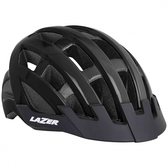 Casco ciclismo Lazer Compact Flash Nero